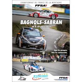 Bagnols - Sabran 2015