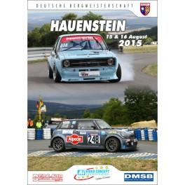 Bergrennen Hauenstein 2015