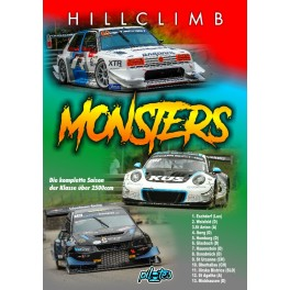 BERG-SAISON 2019 - Hillclimb MONSTERS - Classe +2000ccm