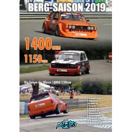 BERG-SAISON 2019 - Classe 1400 & 1150ccm