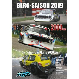BERG-SAISON 2019 - Classe 2000ccm