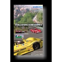 Vuillafans - Echevannes 03