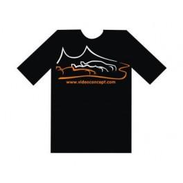 T-Shirt Noir AH