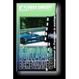 Vuillafans Echevannes 96