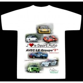 T-Shirt 2009 France Groupe F