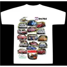 T-Shirt 2009 Groupe NSU